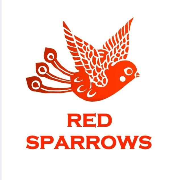 レッドスパロウズのロゴ